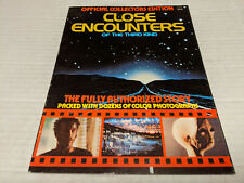 Close Encounters of the Third Kind Official Collectors Edition (1978) Used