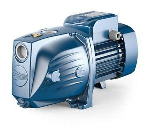 Pompe Électrique Pedrollo Jswm 2AX HP 1,5 220v Eau Auto-Amorçante Pour Autoclave