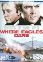 Where Eagles Dare [New DVD] Dolby, Dubbed, Eco Amaray Case, Repackaged, Subtit