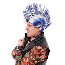 Parrucche e barbe blu Rubie's per carnevale e teatro