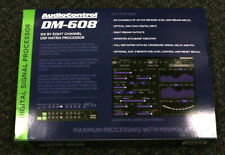 Audiocontrol Dm-608 Premium Digital Signal Processor 6 Input / 8 Output Dsp