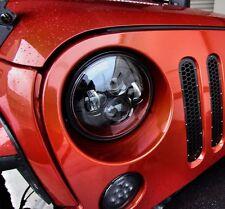 JW Speaker 8700 Evolution 2 LED Headlamp Kit for Jeep Wrangler +Land Rv Defender