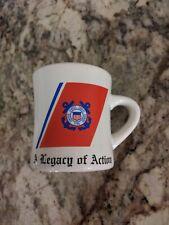 United States Coast Guard Collectible Mug Mil-Art-China Ma