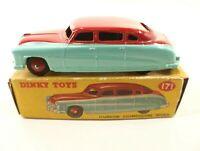 Dinky Toys GB n° 171 Hudson Sedan Commodore jamais joué en boite 1/43