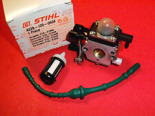 NEW STIHL HS45 HEDGETRIMMER CARBURETOR & FUEL LINE / FILTER ASSY 42281200608 OEM