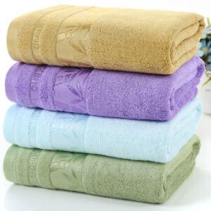 "Bamboo fiber Bath towel Upscale Dry hair towel 55""X27.5"" 400g CHINA BRAND TOWEL"