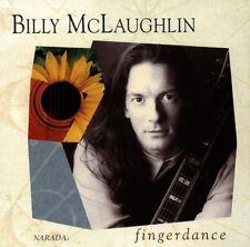 BILLY MC LAUGHLIN * FINGERDANCE * CD 1996  sehr gut erhalten