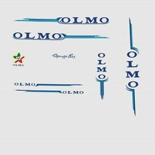 Olmo Bicycle Frame Stickers - Decals - Transfers n.820