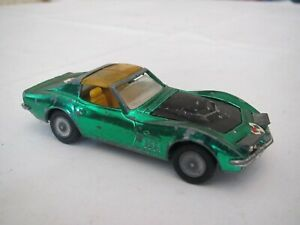 Corgi Toys  1:43 Chevrolet Corvette Sting Ray Coupe  Reifenwechsel