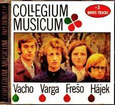 Collegium Musicum - vacho varga freso hajek  + 3 Bonus Tracks  CD