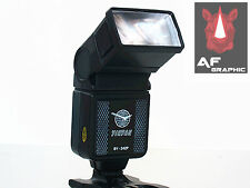 R8a ZOOM Flash Light for Olympus OM-D E-M1 OM-D E-M5 OM-D E-M10 Digital Camera