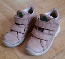 Ecco Schuhe Gr. 25 in der Farbe hellbraun