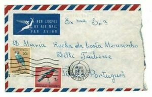South Africa to TIMOR 20+3 c. Air Mail, from Johannesburg