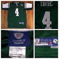 New York Jets Brett Favre NFL Jerseys for sale | eBay