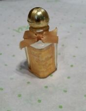 White Shoulders Perfume empty bottle collectible fragrance