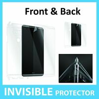 LG V20 Screen Protector Front and Back FULL Coverage Invisible Shield