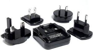 Veho VAA-005 Muvi Multi Regional Mains USB Charger