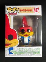 Funko Pop! Animation tWoody Woodpecker #487 - Woody Woodpecker