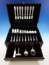 Trousseau by International Sterling Silver Flatware Set 8 Service 36 Pcs Dinner
