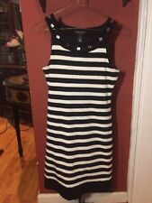 white house black market XS spring summer dress