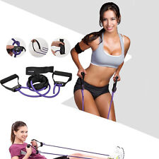 1PC Fitness Equipment Resistance Bands Tube Workout Exercise Yoga Training HOT