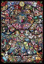 kc02  Disney Pixar 1000 Piece Jigsaw Puzzle Heroine Collection New