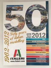 Catalogue ITALERI Edition 2012