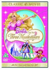 Barbie and the Three Musketeers [DVD][Region 2]