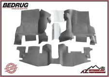 BedTred™ Front 3 Piece Floor Kit For 97-06 Jeep Wrangler TJ BTTJ97F