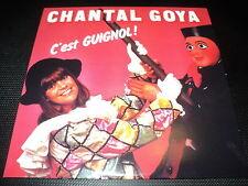 "CD NEUF ""C'EST GUIGNOL"" Chantal GOYA / 16 TITRES"