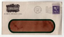 1951 MORY'S ASSOCIATION Envelope YALE UNIVERSITY College CLUB New Haven CT
