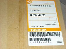 New Toshiba Portege 3010CT 3015CT 3020CT 3025CT 3110CT Keyboard P000316350