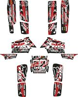 Yamaha Banshee  graphics kit sticker  Decals ATV