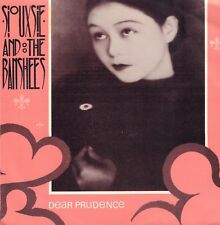 "SIOUXSIE AND THE BANSHEES ‎– Dear Prudence (1983 SINGLE 7"" BEATLES SONG HOLLAND)"