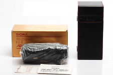Sigma f. Canon EF 2.8/70-210mm APO AF *NEW OLD STOCK*