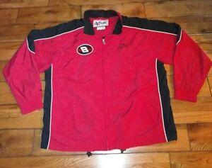 Chase Authentics Dale Earnhardt Jr. #8 Jacket Windbreaker Embroidered sz XL NEW