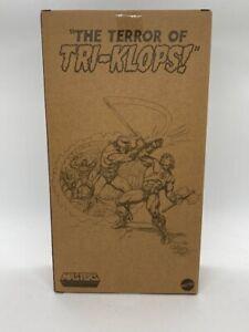 Mattel Creations MOTU Origins Tri-Klops