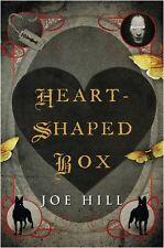 Signed & Dated by Joe Hill, HEART-SHAPED BOX, Gollancz UK 1st Edition