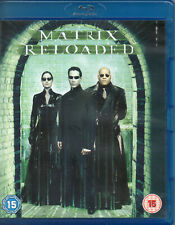 The Matrix Reloaded (Blu-ray, 2009) Free uk delivery!!  **new / sealed**