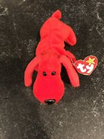 1996 Rover The Dog TY Beanie Baby Retired First Generation