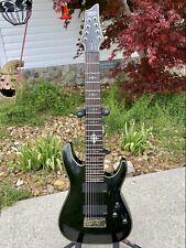 Schecter Damien Elite 8 String Electric Guitar w/bag
