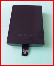 Disco duro original 250 gb (harddisc) HDD para Xbox 360 slim consola + juego