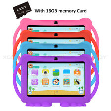 XGODY 7 INCH KIDS ANDROID TABLET PC QUAD CORE 16/32GB 2CAM WIFI CHILDREN GIFT US