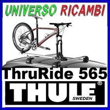 Portabici da tetto con fissaggio a forcella Thule ThruRide 565 ***