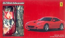 Fujimi 12238 RS-65 1/24 Scale Model Grand Tourer Car Kit Ferrari 575M Maranello