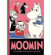 Moomin: The Complete Tove Jansson Comic Strip: Bk. 5 by Tove Jansson...