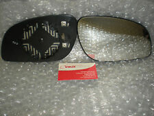 Vectra C Signum Heated Electric Door Mirror Glass O/S Driver Side NEW 24451544