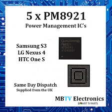 5 X pm8921 - Samsung S3 i9300 T999 puissance gestion IC cartes - mort pas CHARGE
