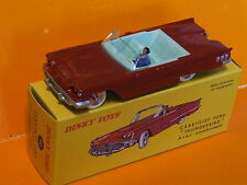 1:43 SCALE Dinky Toys FORD THUNDERBIRD by DeAgostini