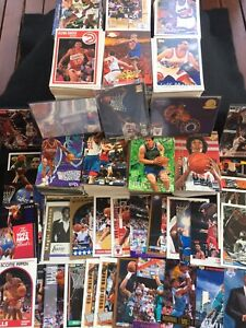 90's NBA Card Lot (1000+) Shaq Mourning Pippen Jordan